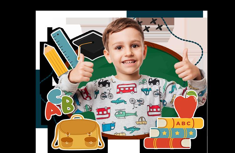 Centre éducatif qui aide les enfants à devenir les personnes heureuses
